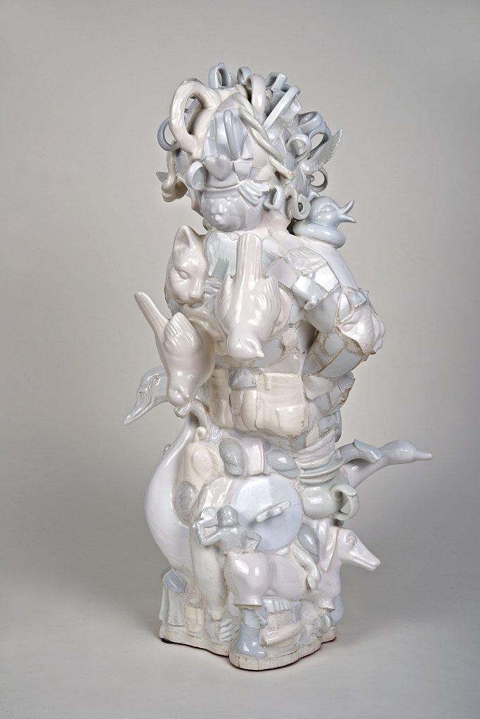 Witte Manneken-Pis Blanc II